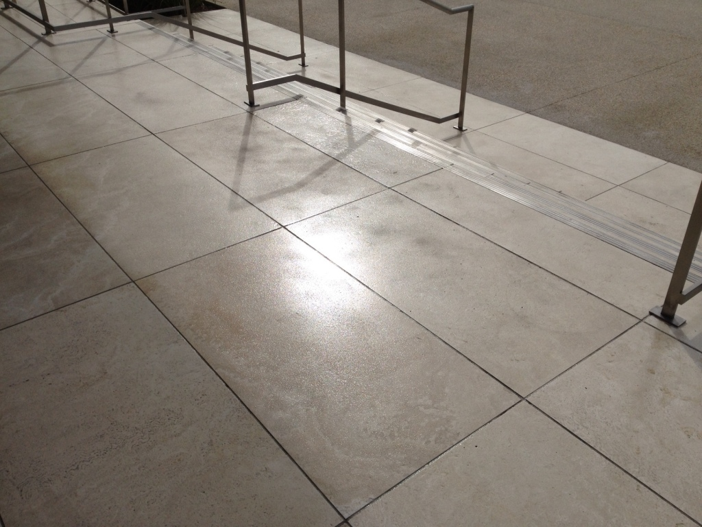 Water Based Sealer Finish SKID SAFE New Dimensions Solutions LLC - Slick tile floors