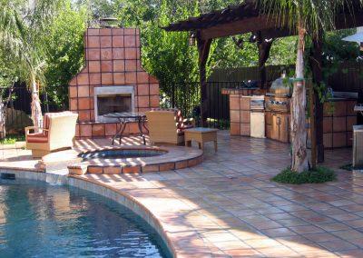 Mexican Saltillo Tile